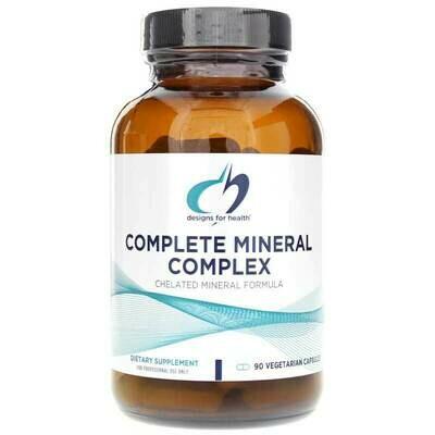 Complete Mineral Complex - 90 capsules