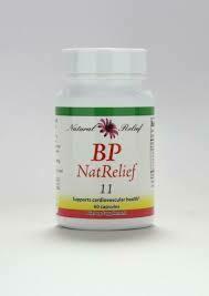 BP NatRelief - 60 capsules