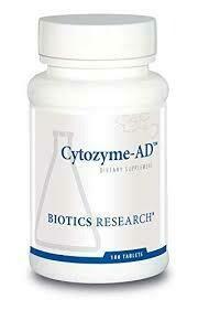 Cytozyme-AD -  180 tablets