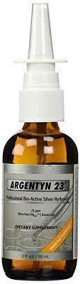 Argentyn 23 Bio-Active Silver Hydrosol Vertical Spray - 2 oz.