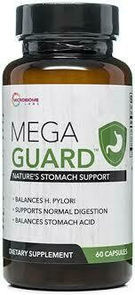 MegaGuard - 60 capsules