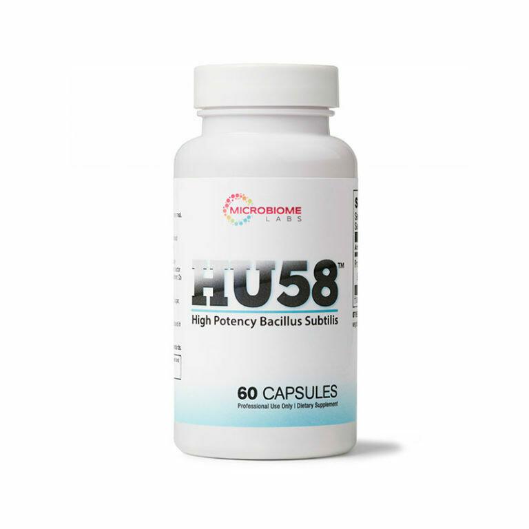 HU58 - 60 capsules