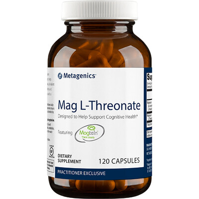 Mag L-Threonate - 120 capsules