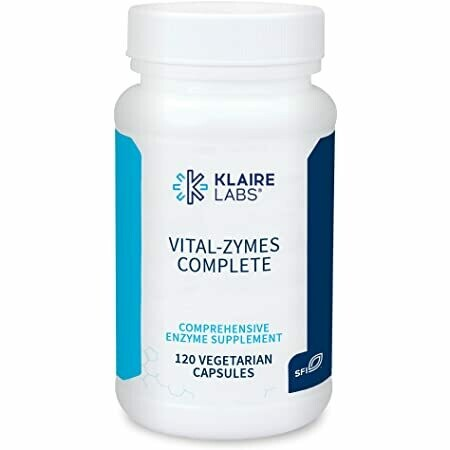 Vital-Zymes Complete - 120 capsules