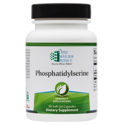 Phosphatidylserine - 90 capsules