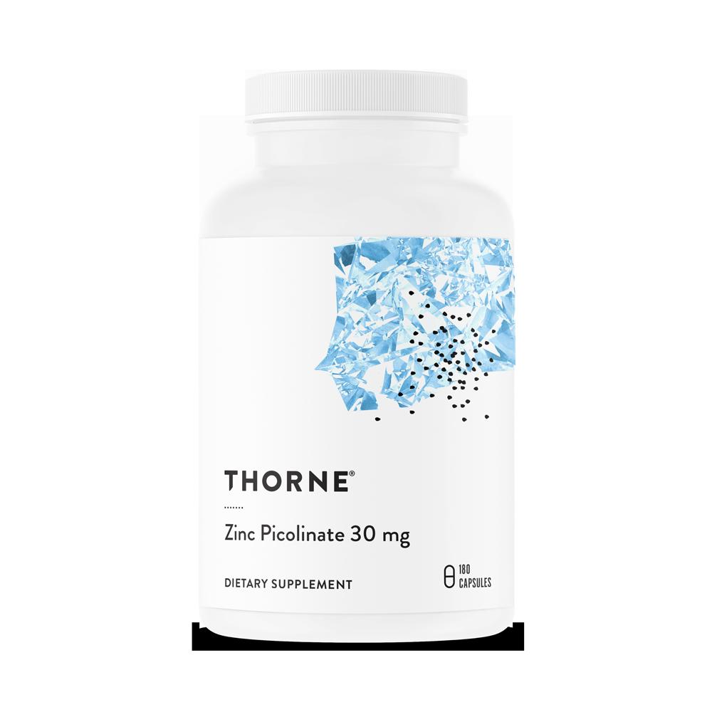 Zinc Picolinate - 180 capsules