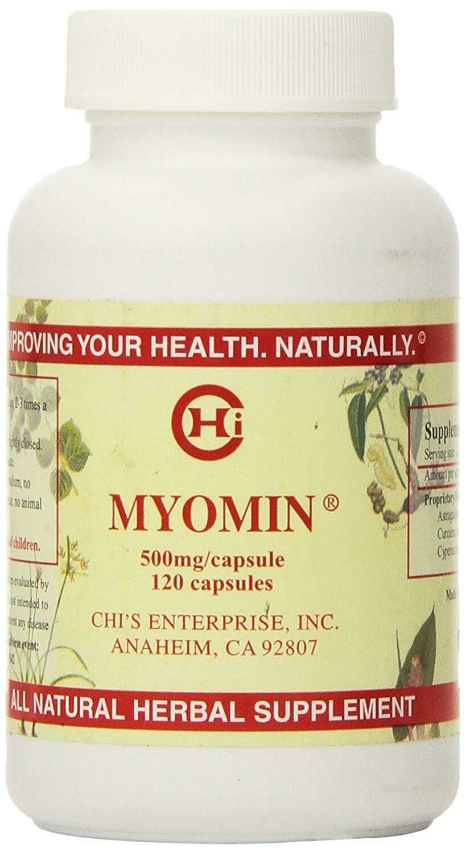 Myomin 120 - capsules