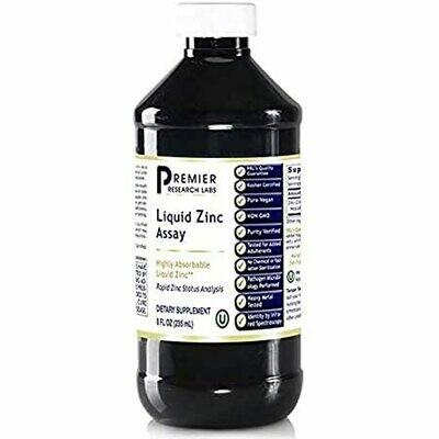 Liquid Zinc Ultra - 8 fl oz