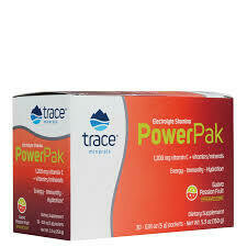 Trace Minerals Electrolyte Stamina Power Pak - Guava Passion Fruit