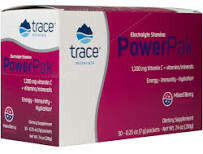 Trace Minerals Electrolyte Stamina Power Pak - Mixed Berry