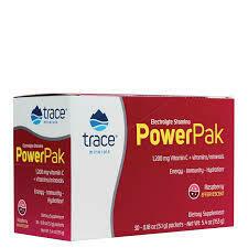 Trace Minerals Electrolyte Stamina Power Pak - Raspberry