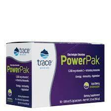 Trace Minerals Electrolyte Stamina Power Pak - Acai