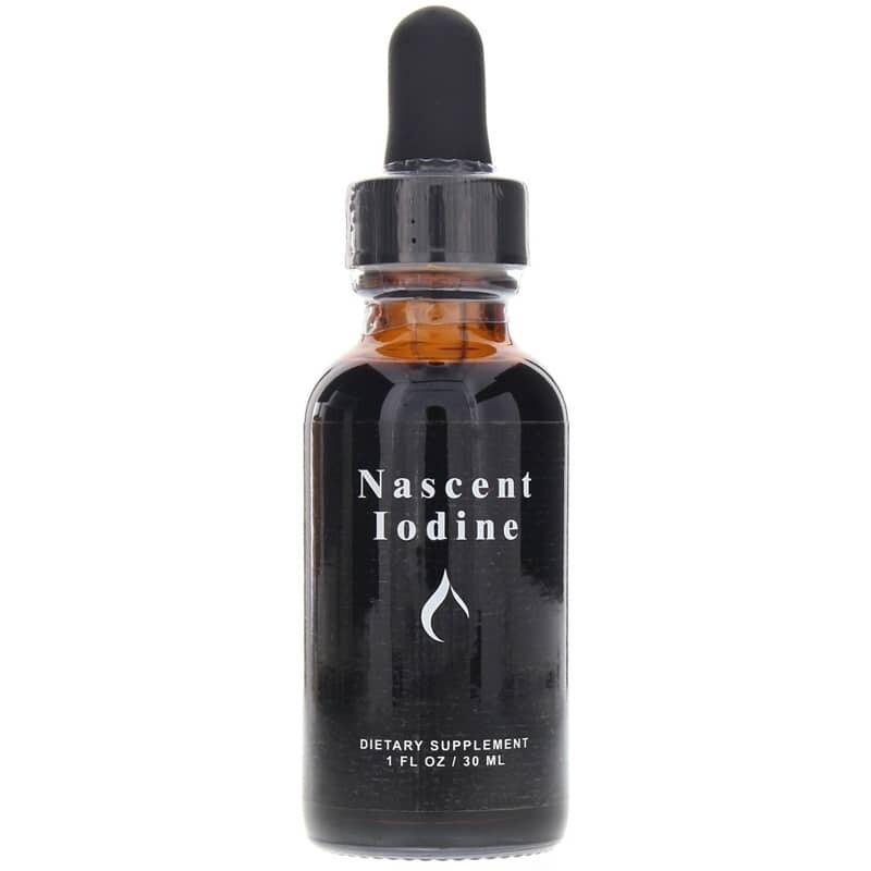 Iodine Nascent - 1oz