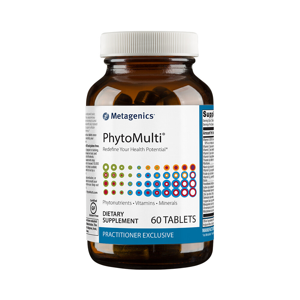 PhytoMulti - 60 tablets
