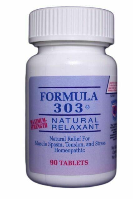 Formula 303 - 90 tablets