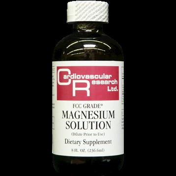 Magnesium Solution - 8 fl oz