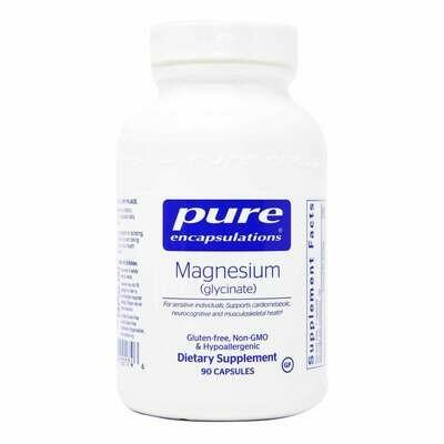 Magnesium Glycinate - 90 capsules