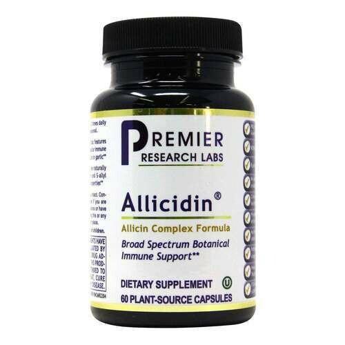 Allicidin - 60 capsules