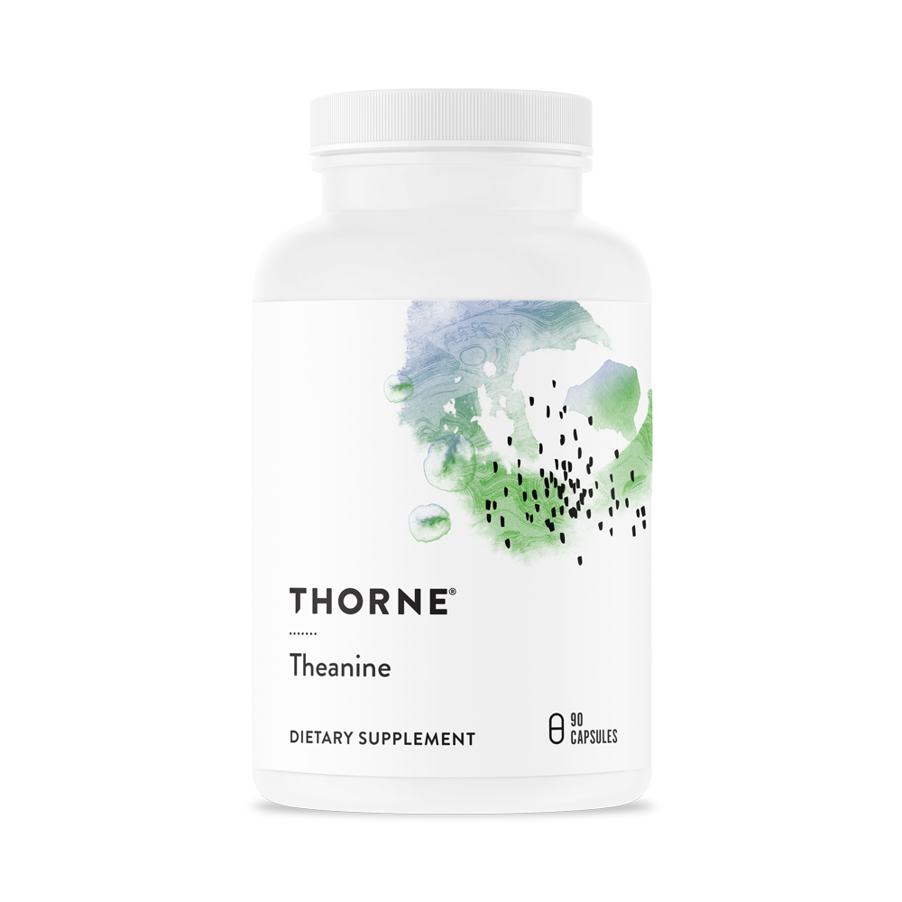 Theanine - 90 capsules