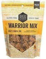 BeeFree Warrior Mix - Auggy's Original Mix - 9 oz