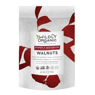 Organic Walnuts - 4.5 oz.