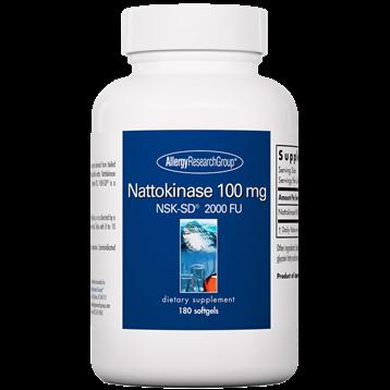 Nattokinase 100mg NSK-SD - 180 softgels