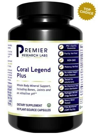 Coral Legend Plus - 90 capsules