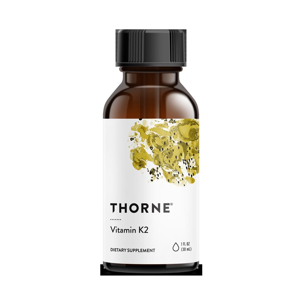 Vitamin K2 - 1 fl oz.
