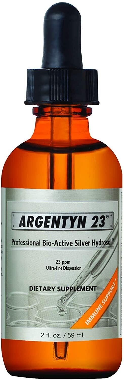 Argentyn 23 - Bio-Active Silver Hydrosol Dropper - 2 fl. oz