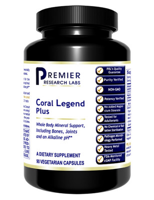 Coral Legend Plus - 300 capsules