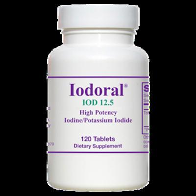 Iodoral IOD 12.5- 120 tablets