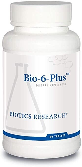Bio 6 Plus- 90 tablets