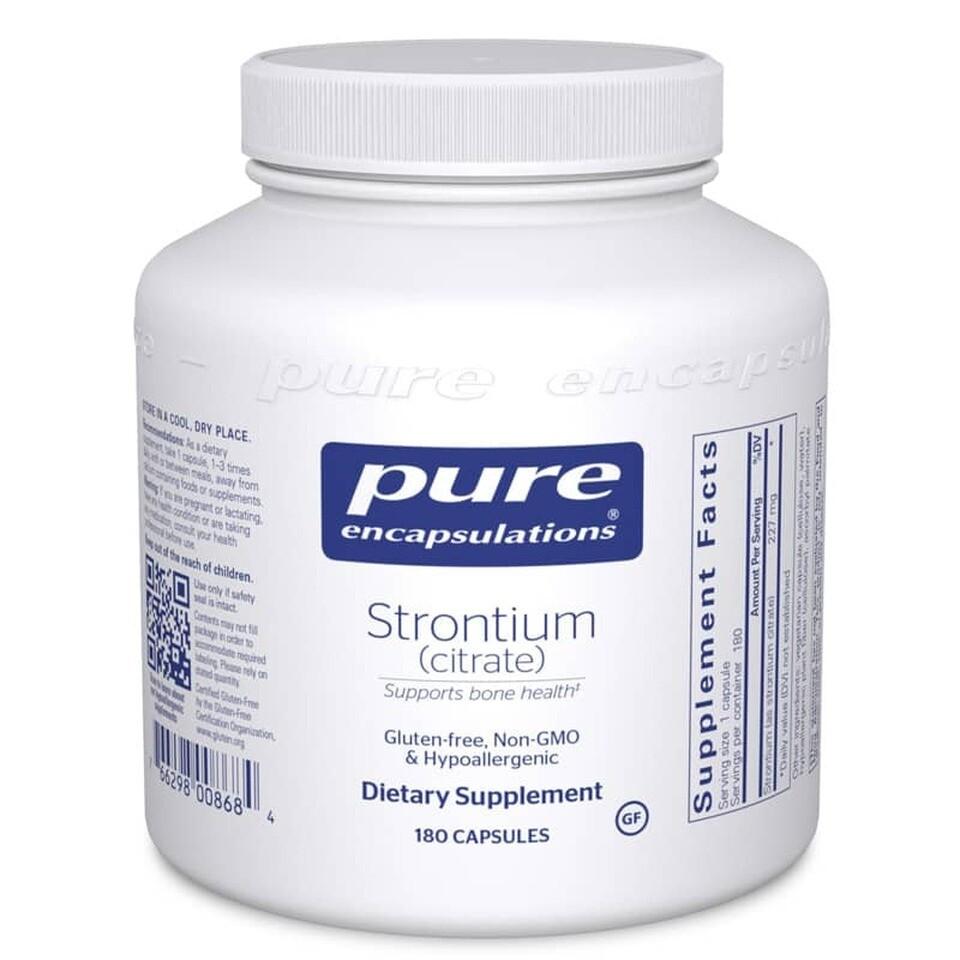 Strontium - 180 capsules