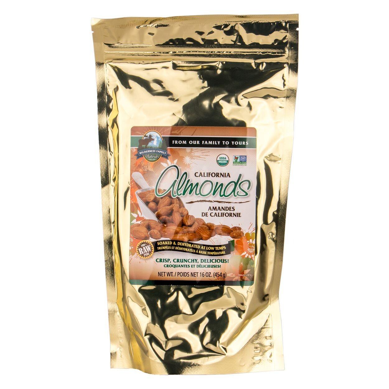 Almonds - 1 lb