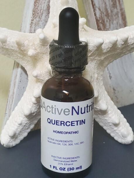 Quercetin - 1 fl. oz