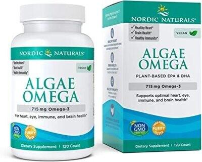 Algae Omega - 120 ct