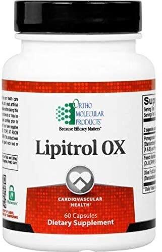 Lipitrol OX - 60 capsules