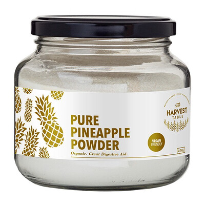 Pure Pineapple Powder
