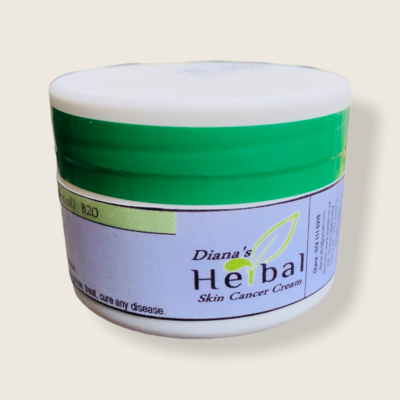 Diana's Herbal Skin Cancer Cream