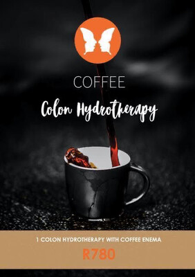 Coffee Colon Hydrotherapy