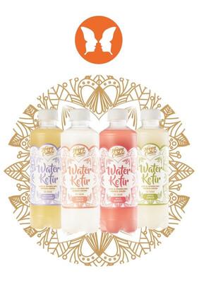 Happy Kulture Water Kefir Drink