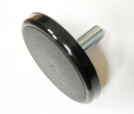 Опора мебельная (ножка) регулируемая (диаметр 50 мм, винт М8*30)