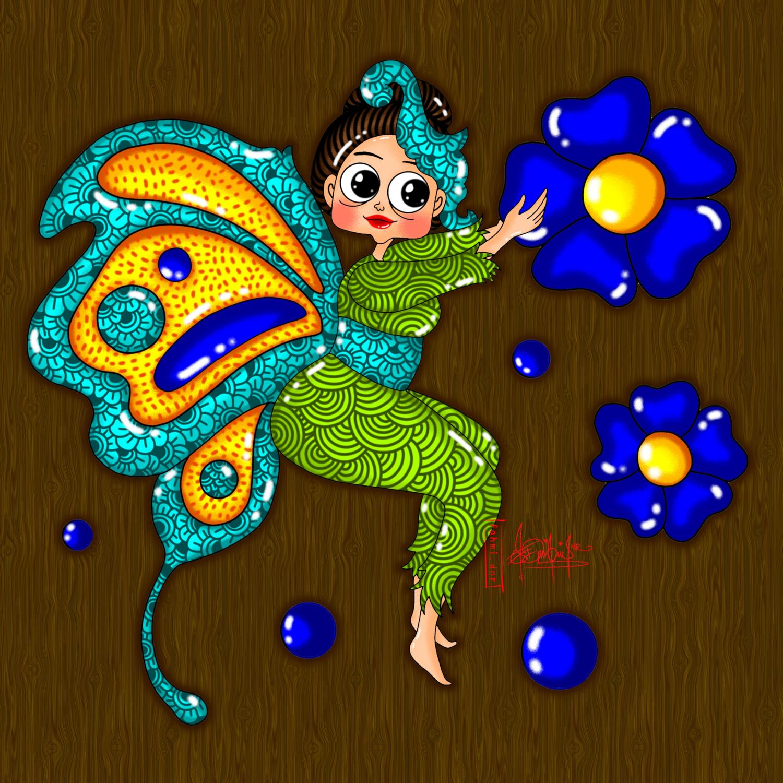 Fahmi DNR - Butterfly (2021)