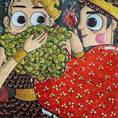 Fahmi DNR - In Love (2021)