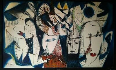 Achmad Syahri - Ketika Malam Biru (2010)