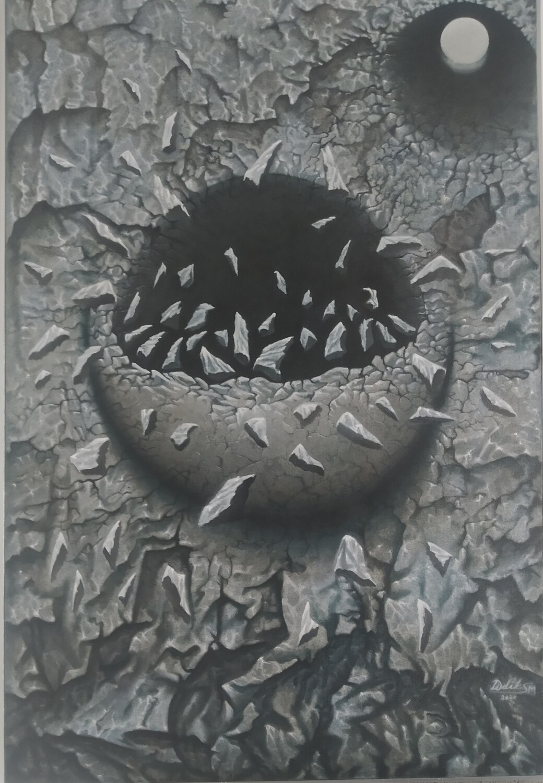 Didik Subiantoro - Terkikis Waktu (2020)