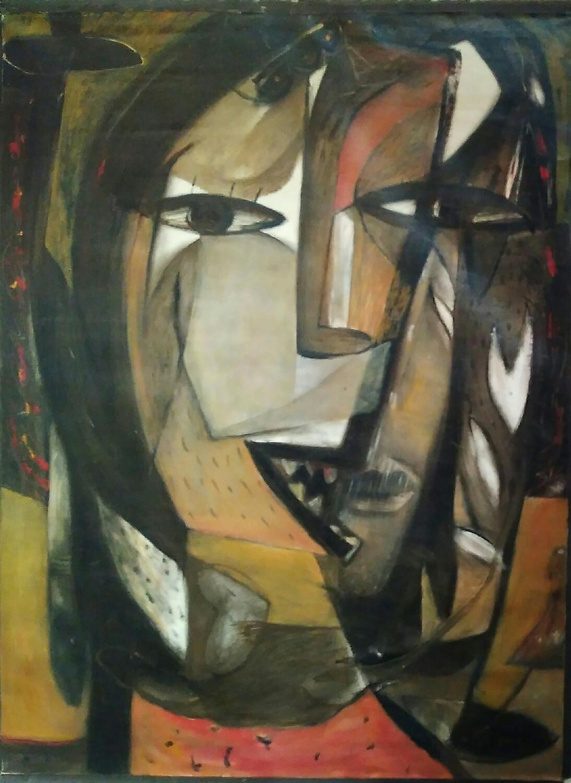 Achmad Syahri - Ekspresi Wajah (2005)