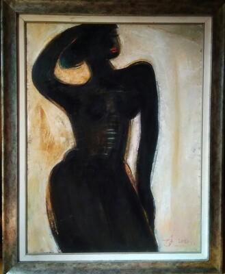 Achmad Syahri - Nude (2021)