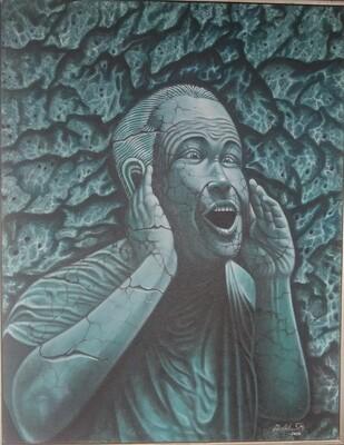Didik Subiantoro - Dengan Nada Tinggi Kusebut NamaMu (2020)