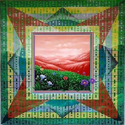 Yayat Surya - The Power of Changes (Mandala I Chings) (2020)